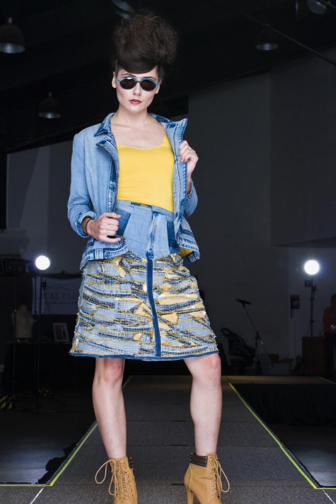 Fashion Show, Veronika Wildgruber, Mary Ray, Local Cloth