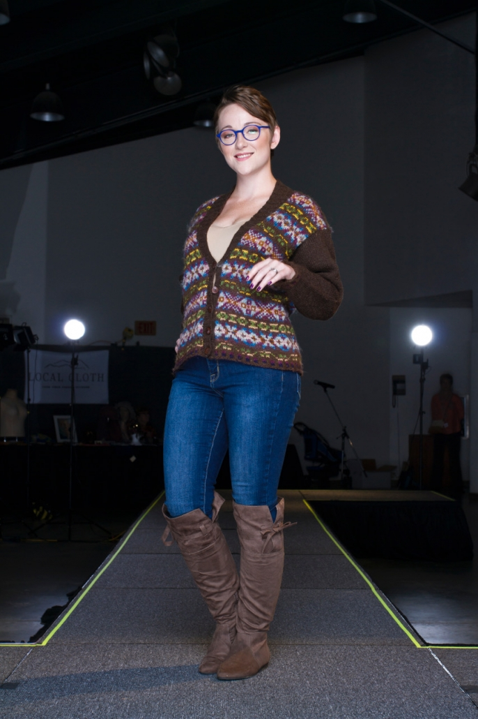 Fashion Show, Local Cloth, Project Handmade, Martha Owen, Woow Eyewear