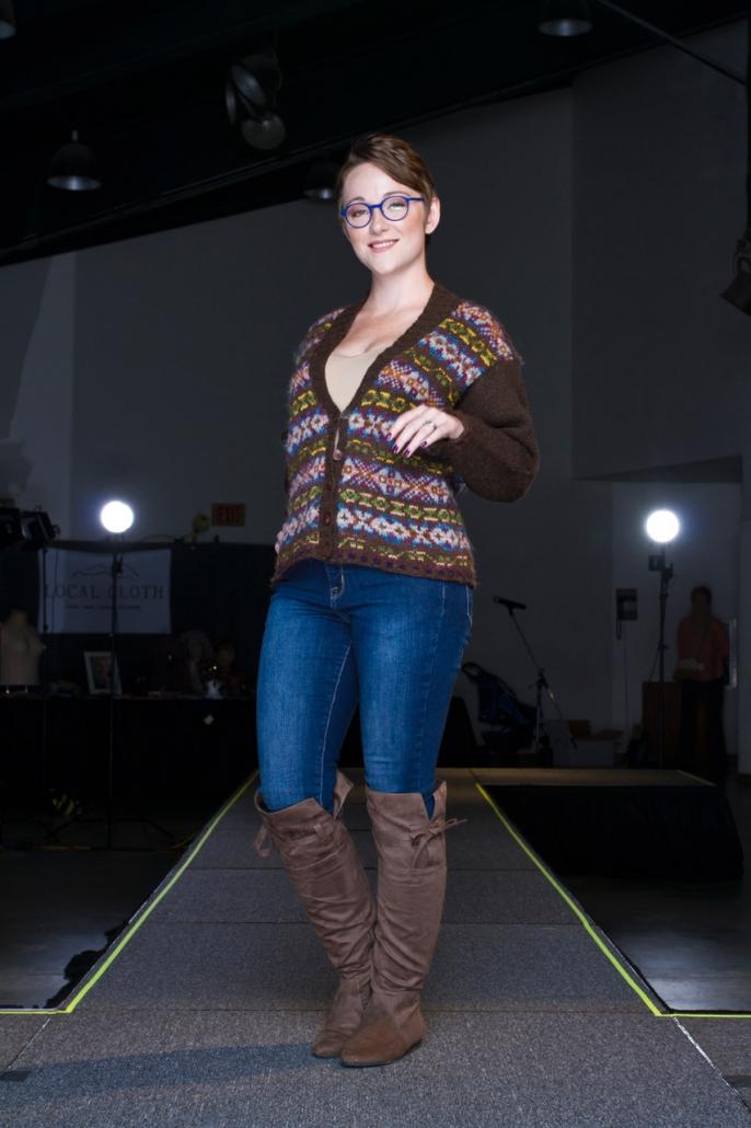 Fashion Show, Local Cloth, Project Handmade, Martha Owen, Woow Eyewear