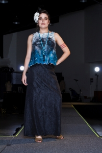 Fashion Show, Loretta Dian Phipps, Local Cloth