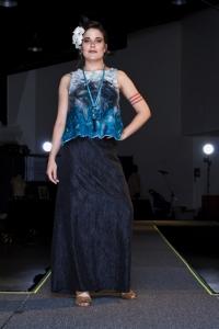 Fashion Show, Loretta Dian Phipps, Local Cloth