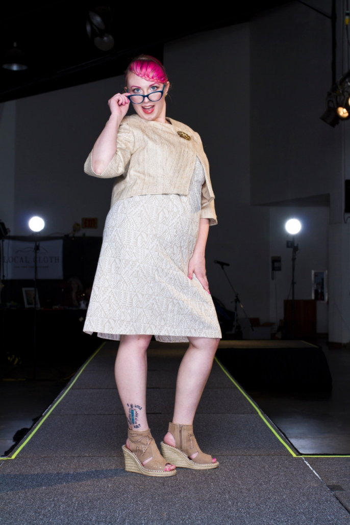 Woow Eyewear, Jessica Vedeler, Asheville, Local Cloth, Fashion Show