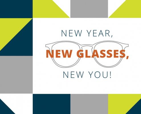 New Year, New Glasses, New You!