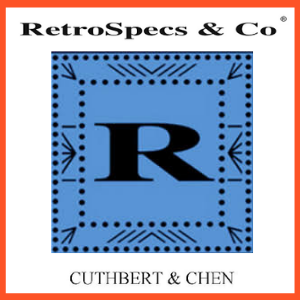 Cuthbert & Chen by RetroSpecs
